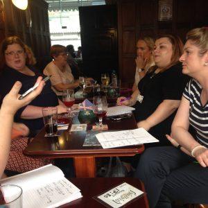 Sheffield Sellers on Etsy Team Meetings