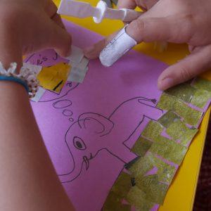 dragons-den-after-school-club-work-in-action